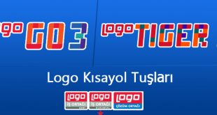 logo kısayol tuşları