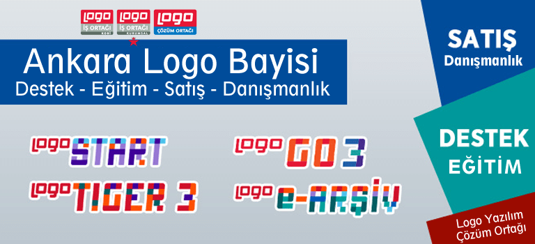 ankara logo bayi, destek, eğitim, satış