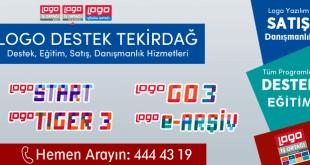 logo destek tekirdağ